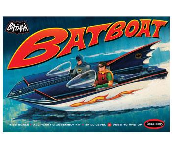 "1966 Classic Batboat (""Batman"" TV-serie 1966) - 1:25 - Polar Lights"