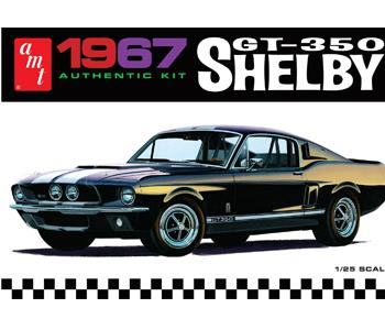 1967 Shelby GT350 - 1:25 - AMT