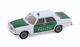 "Mercedes-Benz 200/8 sedan ""Polizei"" - H0 - Lim. 1000 - BUB"
