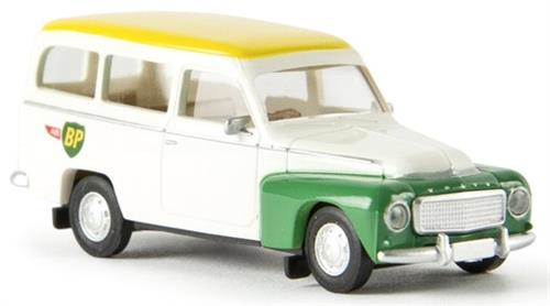 "Volvo Duett station wagon ""Air BP"" - 1:87 / H0 - Brekina"