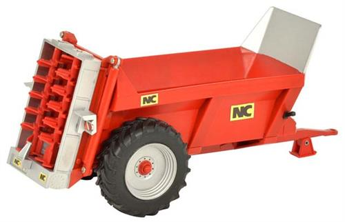 NC Rear Discharge Manure Spreader - 1:32 - Britains