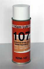 KEM-107, affedtningsmiddel 400 ml spray - Kemitura