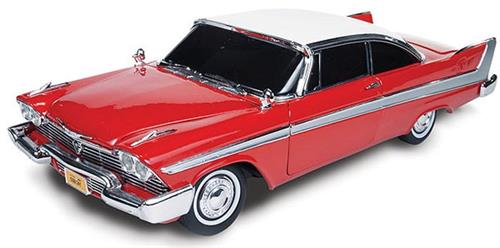 "1958 Plymouth Fury ""Christine"" - 1:18 - Auto World"