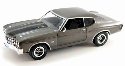 1970 Chevy Chevelle SS 454 - 1:18 - Ertl American Muscle/Auto World