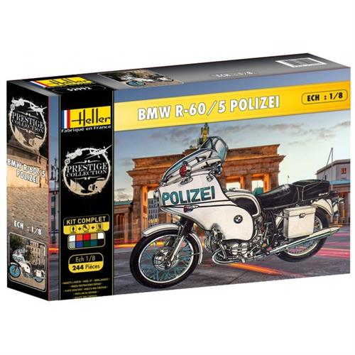 "BMW R-60/5 ""Polizei"" - Prestige Collection - 1:8 - Heller"