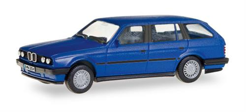 "BMW 3er Touring E30 ""Herpa-H-Edition"" (with printed license plates) - 1:87 / H0 - Herpa"