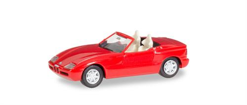 "BMW Z1 Roadster ""Herpa-H-Edition"" (with printed license plates) - 1:87 / H0 - Herpa"