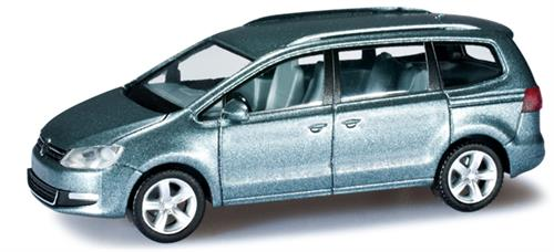 VW Sharan, phanteon grey metallic -  1:87 / H0 - Herpa