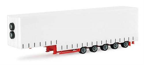 Volume trailer (5 axle) - 1:87 / H0 - Herpa