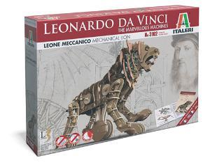 Leonardo da Vinci - Mechanical lion - Italeri
