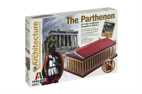 The Parthenon - 1:250 - Italeri