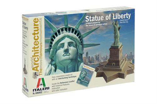 Statue of Liberty - Italeri