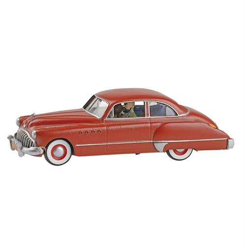 Buick, red - 1:43 - Moulinsart/Atlas