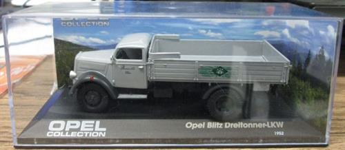 Opel Blitz 3 ton (1952) - Booss & Co - 1:43