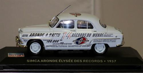 Simca Aronde Èlysée Des Records (1979) - 1:43