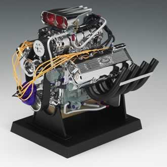 Ford Engine 427 SOHC Dragster - 1:6 - Liberty Classics