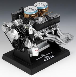 Shelby Engine Shelby Cobra 427 FE - 1:6