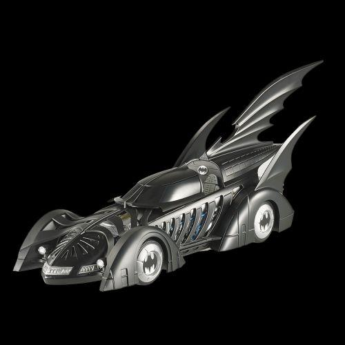 """Batman Forever"" (1995) Batmobile - 1:18 - Mattel Elite"