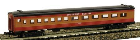 Streamline coach, Southern Pacific - N - Model Power