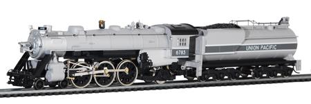 4-6-2 Pacific w/vandy tender - Union Pacific, Mantua Classics, H0 DC