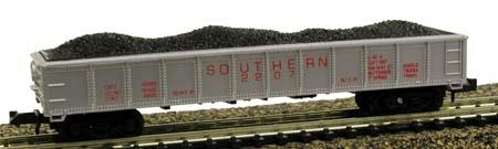 "50' Gondola w/coal, ""Southern"" - N - Model Power"