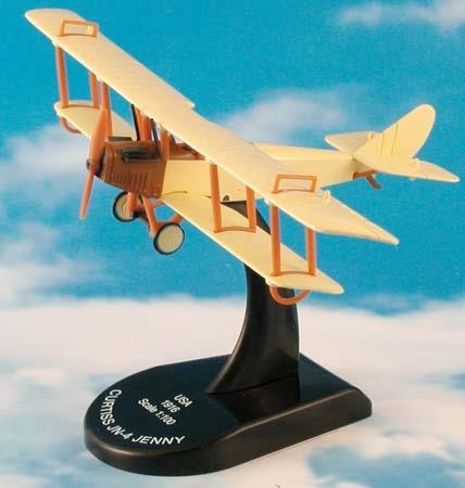 Curtiss JN-4 Jenny - 1:100 - Model Power