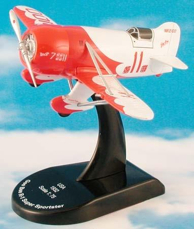 Gee Bee R-1 Super Sportster - 1:75 - Model Power