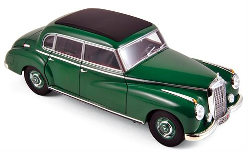Mercedes-Benz 300 (1955), green - 1:18 - Norev