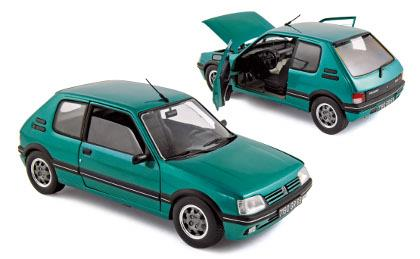 Peugeot 205 GTI Griffe (1990) - 1:18 - Norev