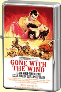 "Storm lighter ""Gone with the wind"" - Nostalgic Art"