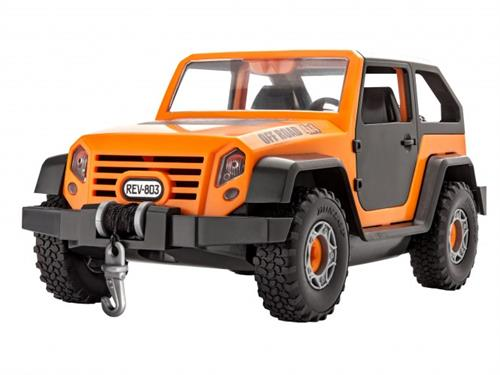 Off-Road Vehicle - 1:20 - Junior Kit - Revell (Udsolgt fra fabrik)