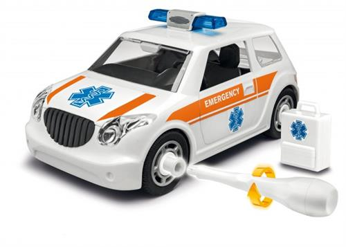 Rescue Car - 1:20 - Junior Kit - Revell