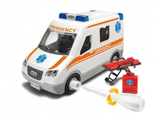 Ambulance - 1:20 - Junior Kit - Revell