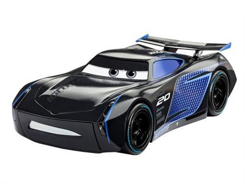 Cars 3: Jackson Storm m/lys & lyd - 1:20 - Junior Kit - Revell