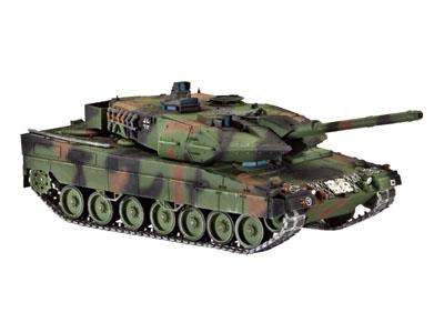 Leopard 2 A6/A6M - 1:72 - Revell