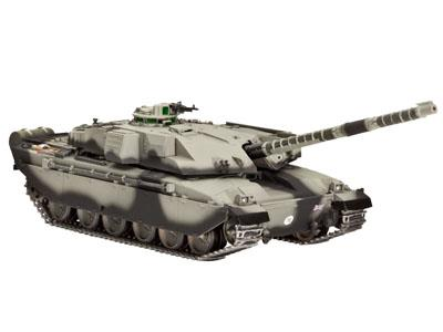 British Main Battle Tank CHALLENGER I - 1:72 - Revell