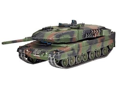 Leopard 2 A5/A5NL - 1:72 - Revell