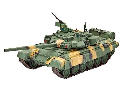 Russian Battle Tank T-90 - 1:72 - Revell