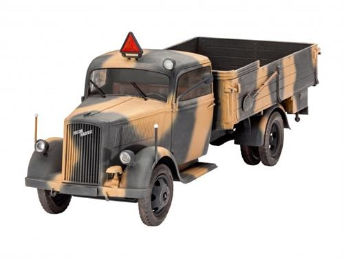 German Truck TYPE 2,5-32 - 1:35 - Revell