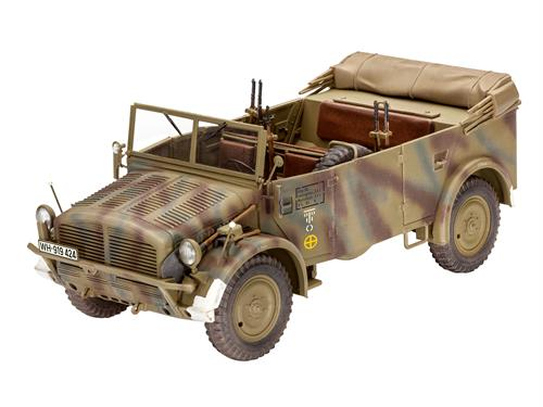 Horch 108 Type 40 - 1:72 - Revell