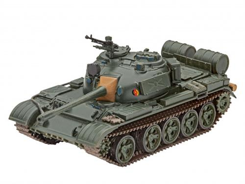T-55 A/AM - 1:72 - Revell