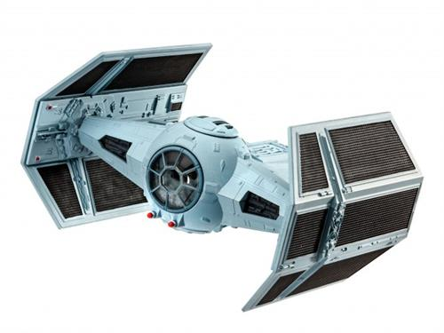 STAR WARS Darth Vader's TIE Fighter - 1:121 - Revell