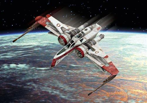 STAR WARS ARC-170 Fighter - 1:83 - Revell