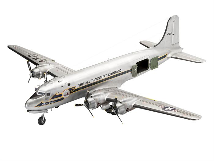 "C-54D Skymaster ""70th Anniversary Berlin Airlift"" - Limited Edition - 1:72 - Revell"