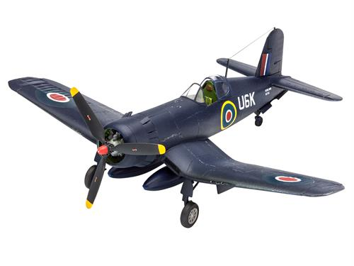 F4U-1B Corsair Royal Navy - 1:72 - Revell