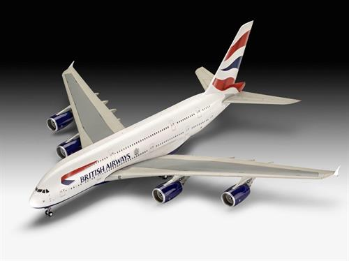 "Airbus A380-800 ""British Airways"" - 1:144 - Revell"