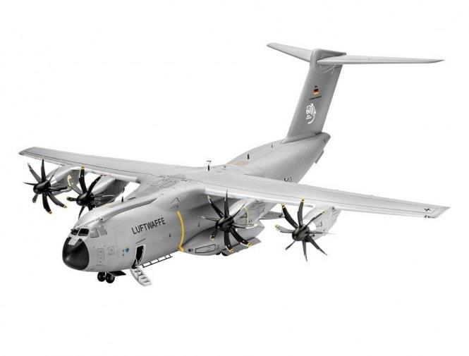 "Airbus A400M ""ATLAS"" - 1:72 - Revell"