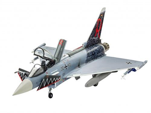 Eurofighter Typhoon single seater - 1:72 - Revell