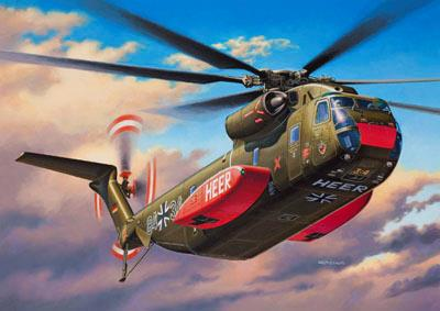 Sikorsky CH-53G - 1:144 - Model-Set - Revell