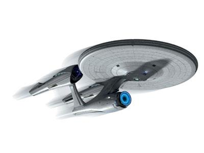 "Star Trek U.S.S. Enterprise NCC-1701 ""Into Darkness"" - 1:500 - Revell"